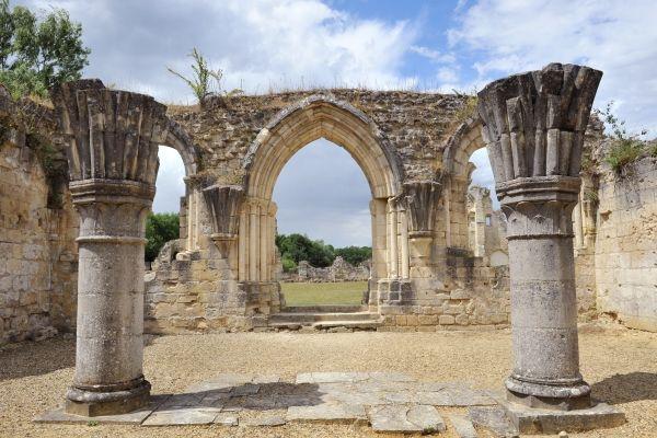 Abbaye de Vauclair - Aisne
